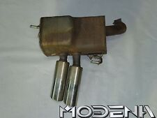 Exhaust End Silencer L Exhaust Silencer Muffler Maserati 4200 Coupe Sp