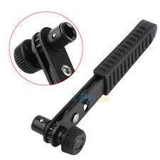 "Black Mini Hex Socket Ratchet Wrench Hand Tool for 6.35mm 1/4"" Screwdriver Bits"