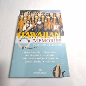 "New Hawaiian Memories Postcard Collection 30 Designs 4"" X 6"" Size Junk Journals"