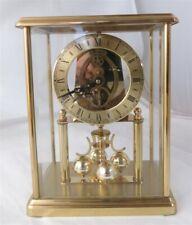 "New ListingGerman Qsu S Haller Anniversary Mantle Clock 7 1/2"" tall"