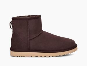 UGG Mens CLASSIC MINI Stout Boots - uk 8 - eu 42 -