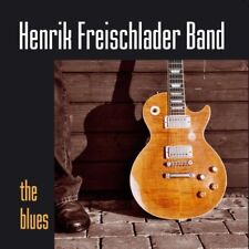 Henrik Freischlader Band - the Blues (2LP Vinyl) 2006/2012 Pepper Cake New