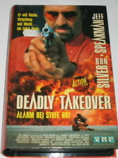 VMP 6535 - Deadly... - VHS/Action/Ron Silver/Jeff Speakman/Hartbox