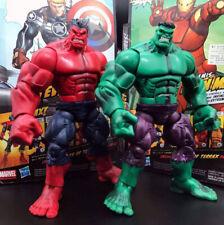 Marvel Legends The Avengers Incredible Hulk & Red Hulk TRU Loose Action Figure