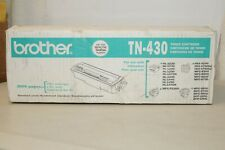 Brother TN-430 3000 Pages Toner Cartridge - Black