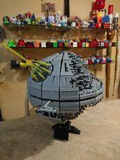 Death Star II - étoile Noire- 3449 Pcs - Compatible 10143