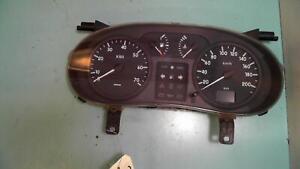 Compteur RENAULT KANGOO 1 PHASE 2 Diesel /R:32391618
