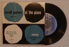 ERROLL GARNER At The Piano Vol. II Orig '53 ATLANTIC PS 45 Jazz Vinyl EP EX