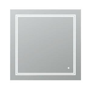 AQUADOM SOHO, 36in x 36in x 1in Ultra-Slim Frame LED Mirror