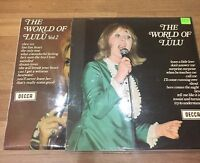 The World Of Lulu - 2 LPs - Decca - SPA 8 & SPA 94 - Mint