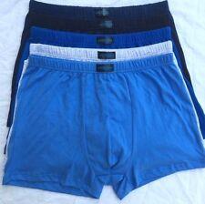 5 Pcs Hommes surdimensionné Sous Vêtement Coton Caleçon Boxer Caleçons Short 5XL