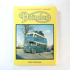 More details for daimler by alan townsin (hardcover, 2000) transport bus book