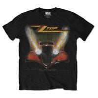 ZZ Top T Shirt Eliminator Official Licensed Mens Black Rock Merch NEW