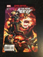 The New Avengers#54 Incredible Condition 9.4(2009) Billy Tan Art!!