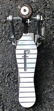FIBES Bass Drum Pedal w/One-Piece Footboard Vintage