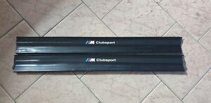 Sticker Clubsport BMW E36 door sill interior M3 S50 S52b30 328 318is