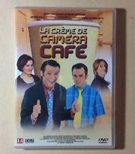 DVD Film La Crème De Caméra Café