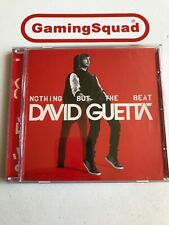 David Guetta, Nothing But the Beat CD, Supplied by Gaming Squad