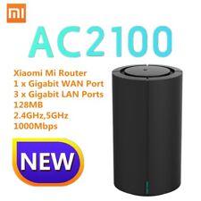 Xiaomi Mi Wireless AC2100 Router Full Gigabit 3 LAN 1 WAN 1000Mbps 128MB Booster
