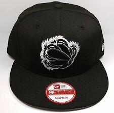 New Era Vancouver Memphis Grizzlies 9Fifty Vintage HWC Black Snapback Hat NBA