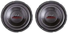 Pyle PLPW6D 6-Inch 1200 Watt Car Audio Subwoofers (Pair)
