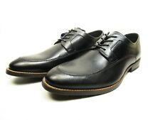 Stafford Redtail Mens Leather Dress Oxford Shoes Black Size 11M
