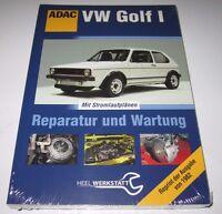 Reparaturanleitung VW Golf I Typ 17 Reparatur + Wartung + Stromlaufpläne NEU!
