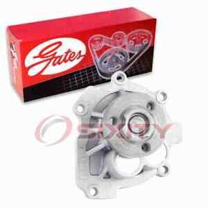 Gates Engine Water Pump for 2012-2018 Chevrolet Sonic 1.6L 1.8L L4 Coolant zf