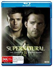 Supernatural - Season 11 (Blu-Ray) Brand New & Sealed