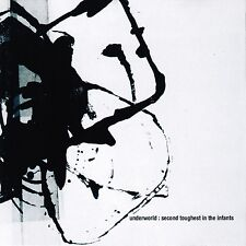 UNDERWORLD - SECOND TOUGHEST IN THE INFANTS (DELUXE EDITION) 2 CD NEU