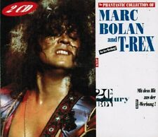Marc Bolan 20th century boy-The phantastic collection of (1991, & T. Rex) [2 CD]