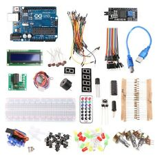 DIY Starter Kit Learning UNO R3 Board Stepper Motor 1602 LCD For Arduino