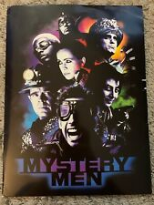 1999 Mystery Men Promo Press Kit w Booklet - Stiller, Macy, Garafalo, Azaria