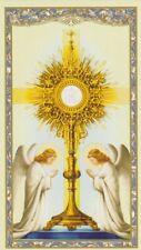 "*Holy Card-""The Communion Prayer"" *My Lord Jesus Christ.../ {#104}"