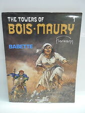 Towers Of Bois-Maury Babette Comic Book Graphic Novel by Hermann