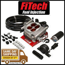FiTech Go Street 400 HP EFI Fuel Injection Conversion Kit with Inline Fuel Pump