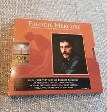 Freddie Mercury Solo - Limited 3 CD - Mr.Bad Guy + Barcelona + Bonus CD sehr gut