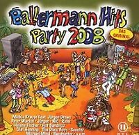 Ballermann Hits Party 2008 von Various | CD | Zustand gut