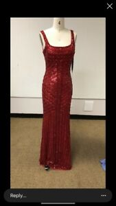 Mac Duggal long evening gown size 4