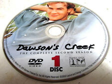 Dawsons Creek Second Season Replacement Disc 1 Only