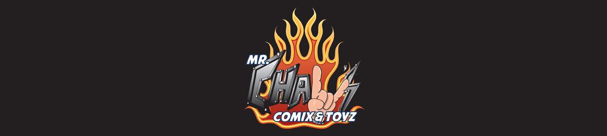 Mr. Chaw's Comix & Toyz