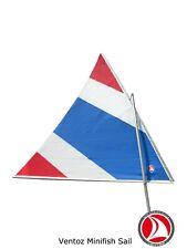Ventoz Minifish Sail - RWB