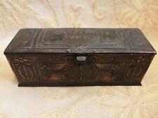 More details for antique marcovitch black & white cigarettes tin