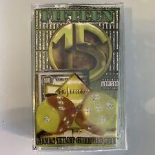 Fifteen Livin That Ghetto Life (Cassette) New Sealed