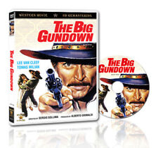 The Big Gundow (1966) Sergio Sollima / DVD, NEW