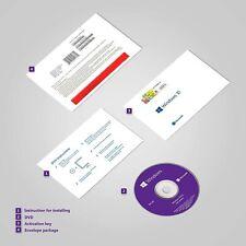 ✅LICENZA WINDOWS 10 PRO 32/64 BIT CON CD E KEY. COMPLETO DI TUTTO✅ --FATTURATO--