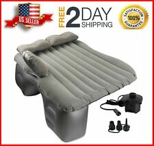 Inflatable Car Mattress Back Seat Blow-Up Sleeping Pad | Car Truck SUV Twin Size