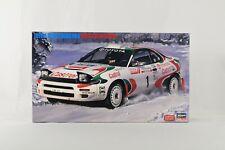 Hasegawa 1/24 Toyota Celica Turbo 4WD 1993 RAC Rally Winner Limited Edition NIB