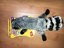 Jakks Pets Pawdoodles Krinklers - Raccoon: Raccoon plush for pets