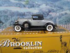 1/43 Brooklin models (England) 1931 Studebaker president  BRK 88 White metal